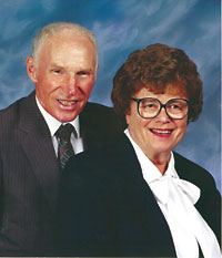 Robert and Marilyn Forney