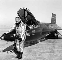Armstrong was fascinated with aviation in his youth