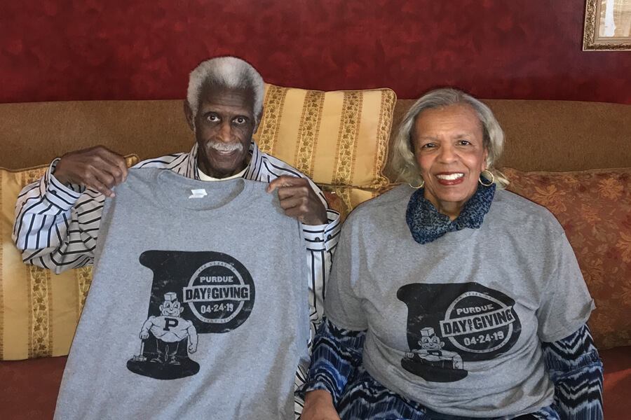 Read more: Charles and Arlene Richards give back to boost opportunities