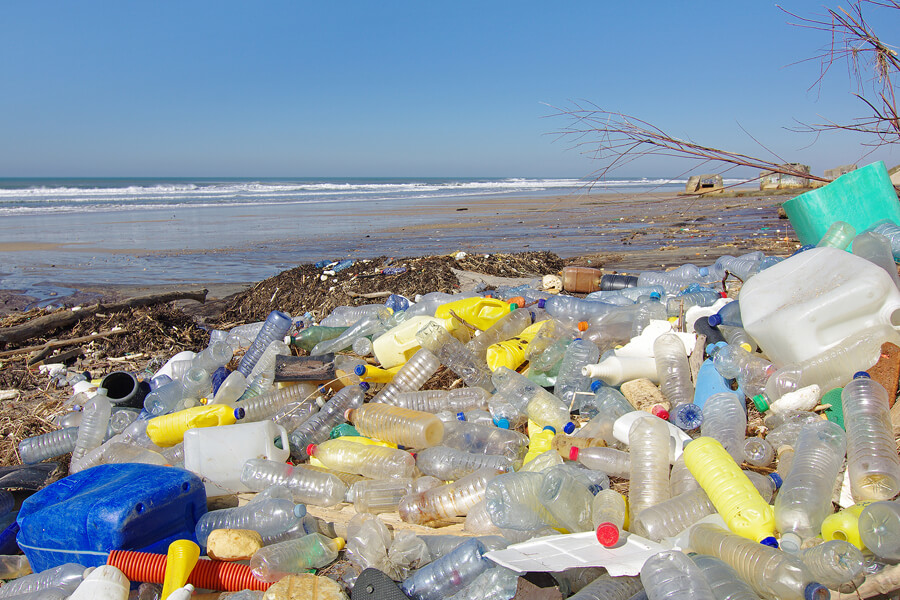Chemical Engineering research to turn plastic waste into