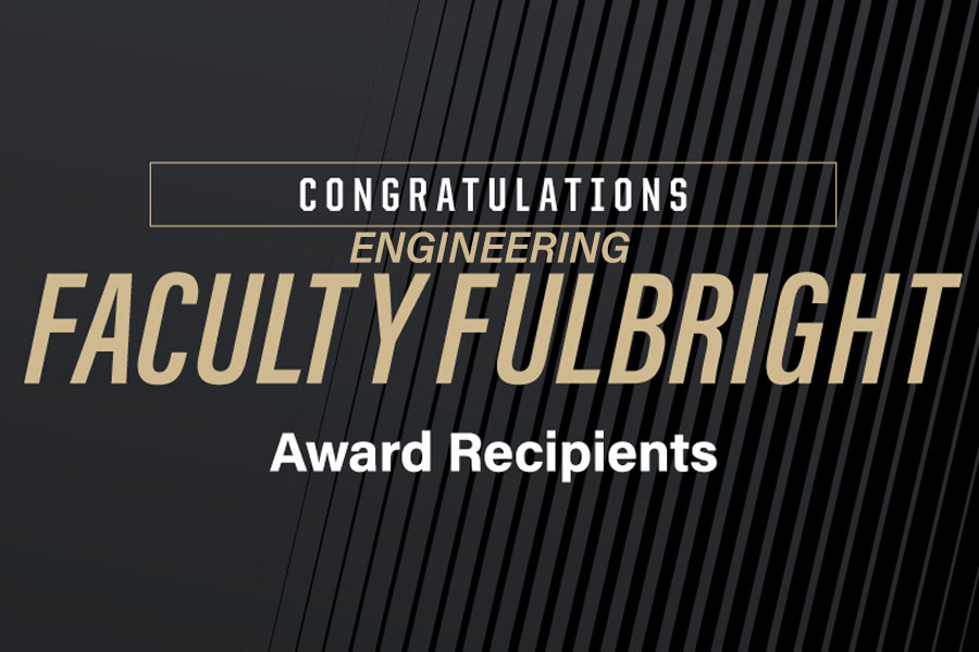 Read more: 4 Engineering faculty named Fulbright Scholars