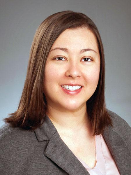 Photo of Janelle Wharry