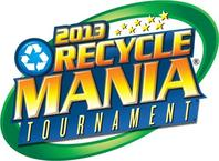 2013 Recycle Mania Tournament Logo