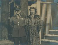 Elmer F. Kern Jr. and his sister, Ruth Kern