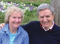 Virginia and Larry Faith