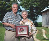 Jim and Louise Voss