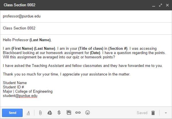 Academic success college of engineering purdue university email example spiritdancerdesigns Images