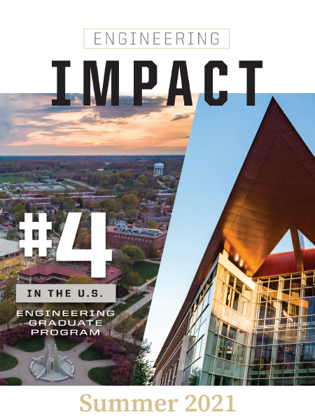 Engineering IMPACT cover