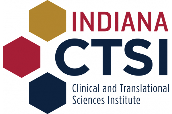 Indiana CTSI: Clinical and Translational Sciences Institute logo