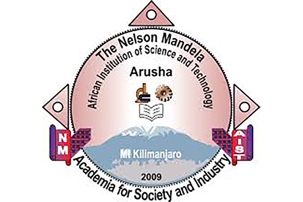 Nelson Mandela African Institute of Science & Technology Logo