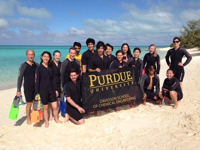 Purdue Spring Break 2020.Study Abroad Global Engineering Programs Purdue