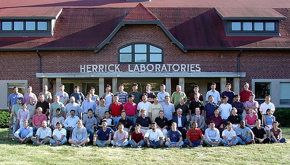 people affiliated with the Herrick Laboratories