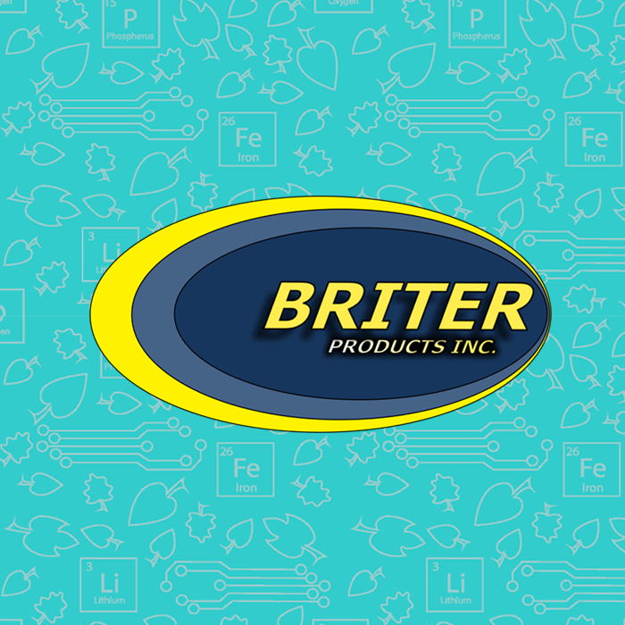 Briter Products logo