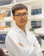 Shengjie Gao, Ph.D. Candidate