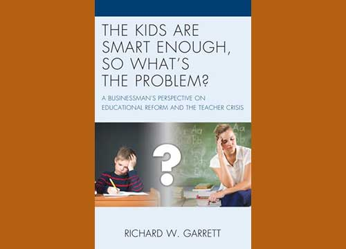 Photo of Richard Garrett book cover