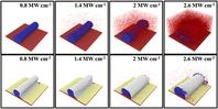 New research shows wrapping silver nanowires, which are promising for applications such as flexible displays and solar cells, with an ultrathin layer of carbon called graphene protects the structures from damage and could represent a key to realizing their commercial potential. (Purdue University photo)