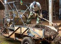 PUP vehicle in Cameroon.