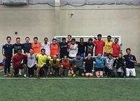 IIE students v. faculty/staff soccer rematch