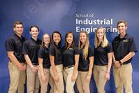 Photo of Purdue IISE Fall 2016 Board