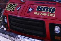 Photo of Crabby Mike's truck
