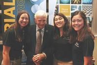Photo of Ferd Leimkuhler & 4 IE Ambassadors