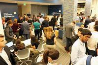 Photo of IE Career Fair - Lobby