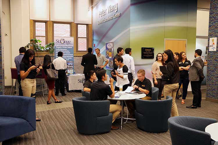 2nd Annual Fall IE Career Fair - School of Industrial Engineering