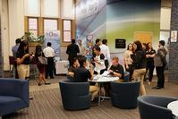 Photo of IE Career Fair - St. Onge in Peter Wang Student Excellence Center