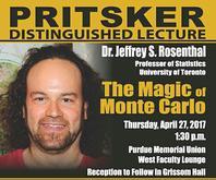 Flyer of 2017 Pritsker Lecture