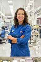 Photo of Purdue IE alumna Lane Konkel
