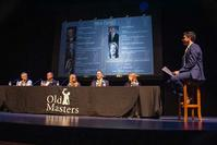 Photo of 2017 Old Masters panel discussion