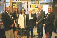 Photo of 2017 OIEs and Dr. Abhi Deshmukh