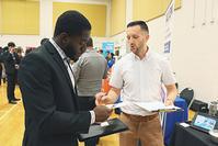 Photo of IE Career Fair - Belden