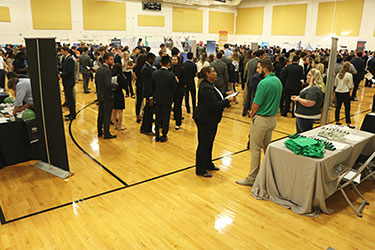 IE's Annual Fall Career Fair triples - School of Industrial