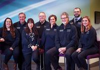 Photo of Industrial Engineering Student-Alumni Mentoring Initiative team