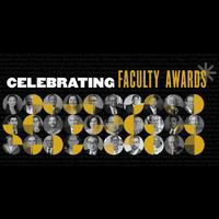 College of Engineering awards graphic