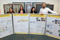 Photo of IEGSO Research Symposium winners