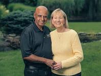 Photo of Ravi & Eleanor Talwar