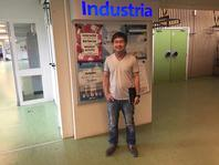 Photo of Tho Le at the School of Industrial engineering and innovation sciences, Netherlands