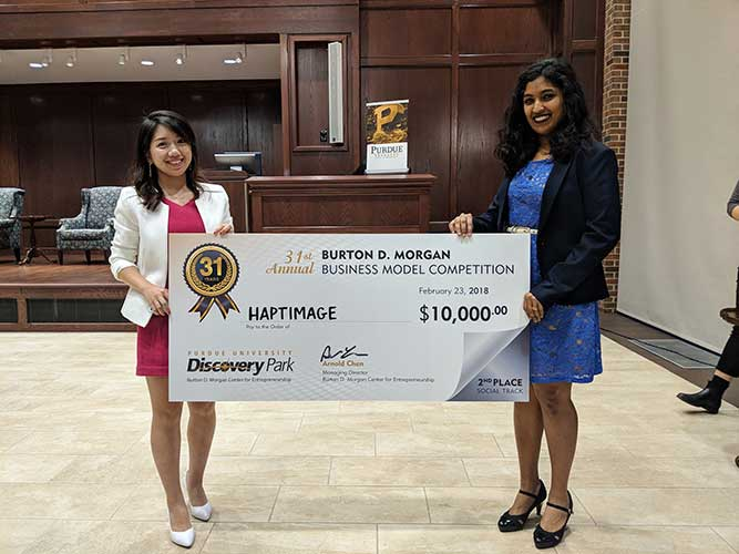 Zhang team wins two student entrepreneur competitions - School of Industrial Engineering ...
