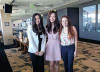 Photo of Xiang Feng, Jackie Cha & Zairelys Reyes