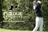 Joe Weiler, IE junior and Purdue Men's Golf