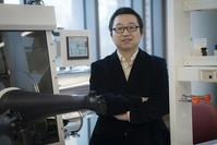 Wenzhuo Wu, the Ravi and Eleanor Talwar Rising Star Assistant Professor of industrial engineering