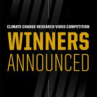 Purdue Climate Change Research Center Video Competition Winners Announced