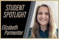 Elizabeth Parmenter, IE Sophomore, Student Spotlight
