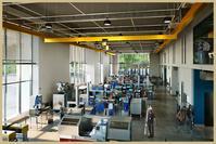 Flexible, reconfigurable manufacturing educational laboratory