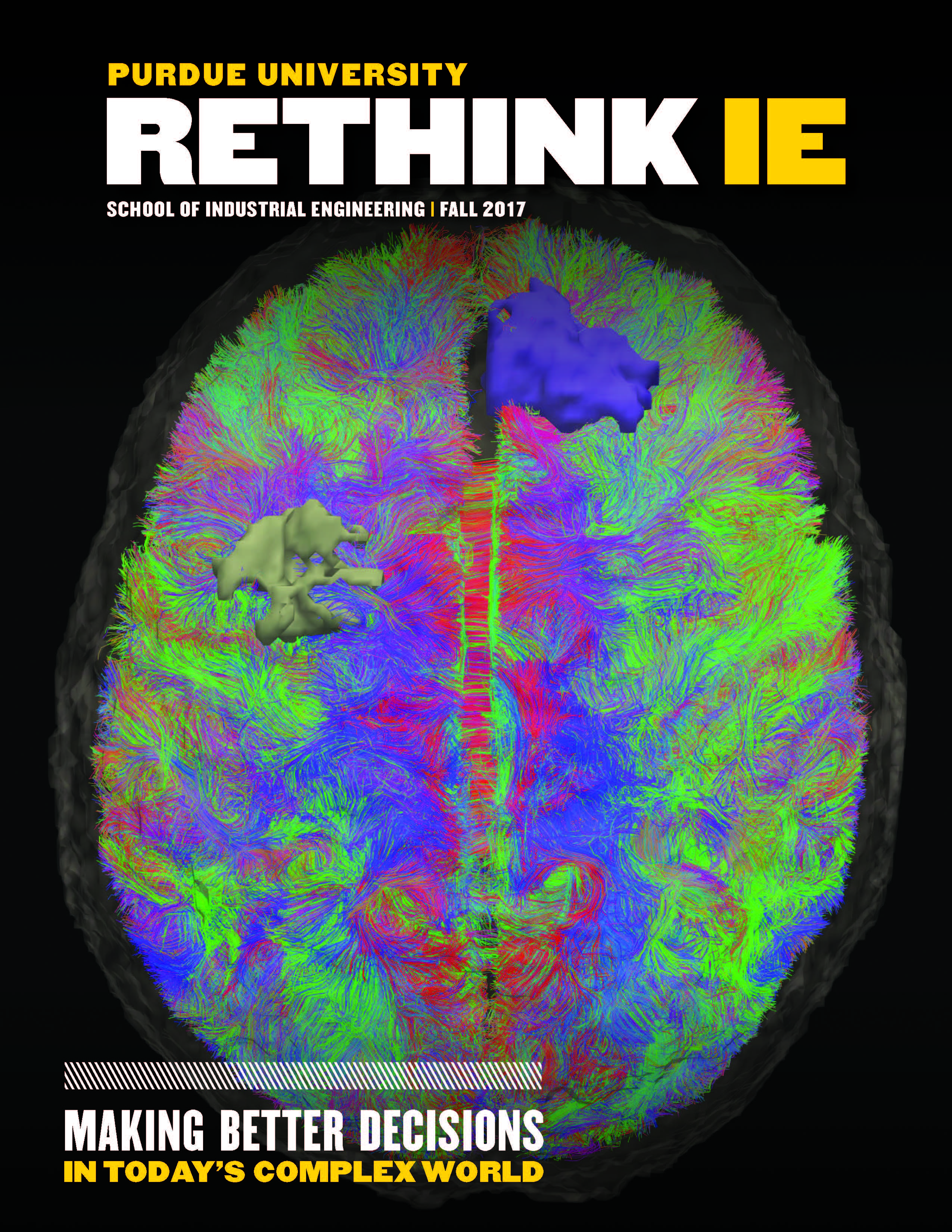 Photo of cover of 2017 Fall Rethink IE magazine