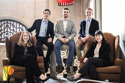 Photo of PurdueTHINK directors