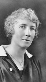 Photo of Lillian Gilbreth