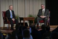2017 Keynote Speakers: Purdue's President Mitch Daniels & Governor Eric Holcomb